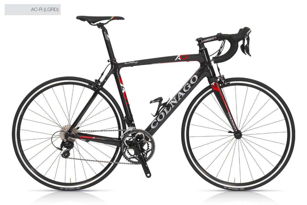 colnago AC-R Ultegra Hydraulic Disc 2016 - Road Bike