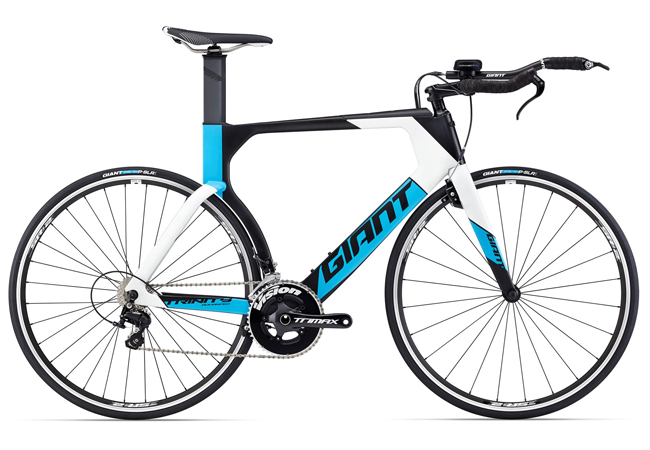 Giant Trinity Advanced Triathlon Bike 2015