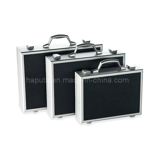 3-in-1 Aluminium Lockable Tool Box